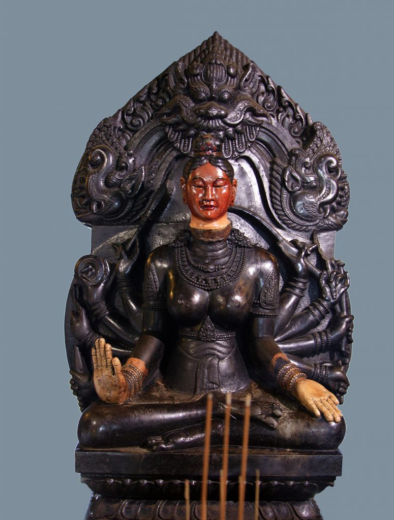 The Mysterious Durga Statue