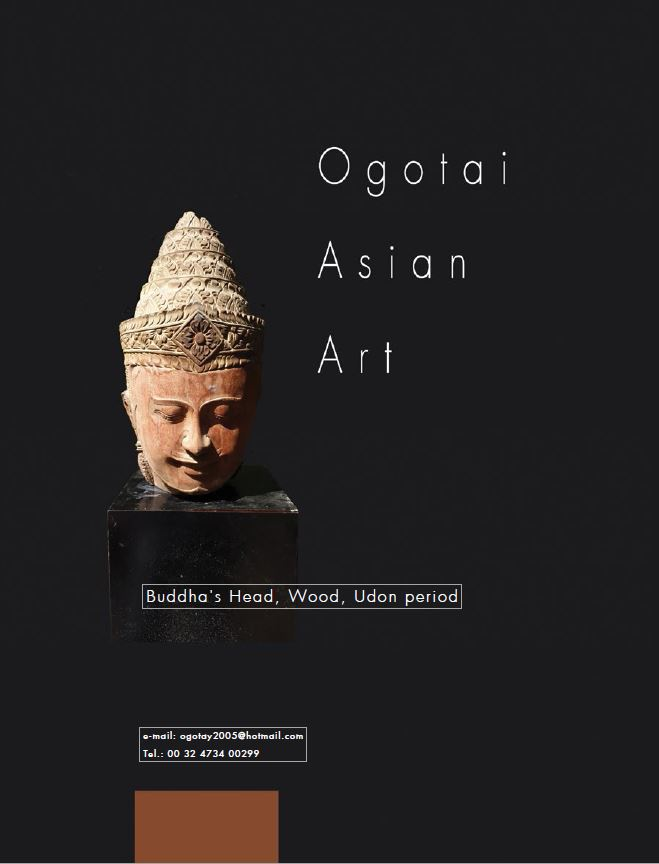 Ogotai Asian Art