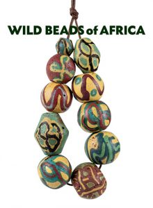 Janey Allen, Billy Steinberg Wild beads of Africa: Old Powder Glass Beads from the Collection of Billy Steinberg