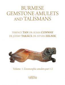 Burmese Gemstone Amulets and Talismans, Zoomorphic