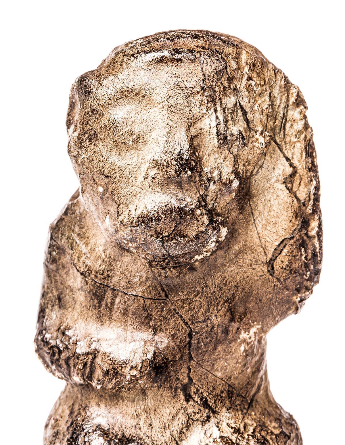 Antropomorphic Gemstone Talismans and Amulets