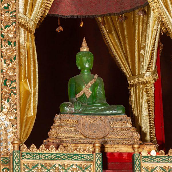 The 'Emerald Buddha'