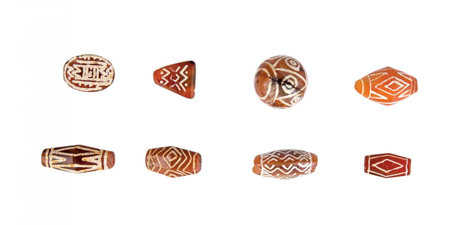 Burmese gemstone Bead