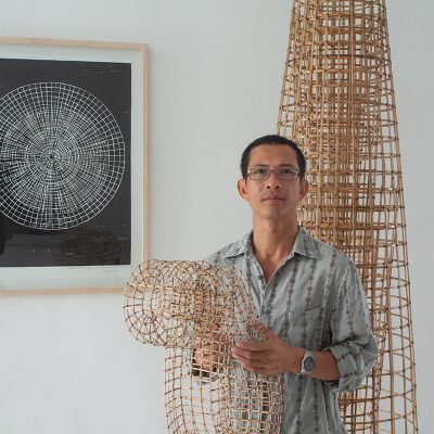 Sopheap Pich and the Cambodian alphabet