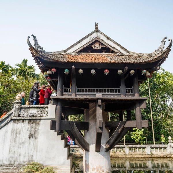 The One Pillar Pagoda