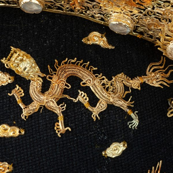 Emperors' ceremonial hat number 2