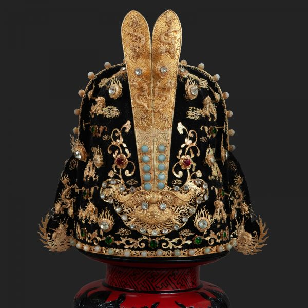 Emperors' ceremonial hat number 1