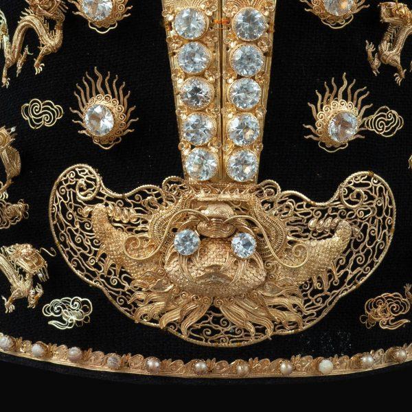 Emperors' ceremonial hat number 3