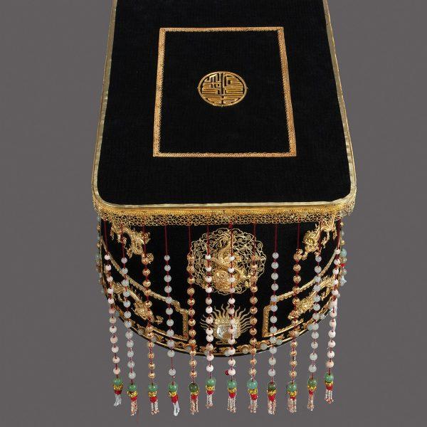 Emperors' ceremonial hat number 4